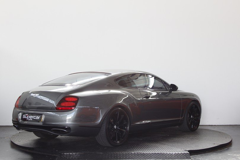 Bentley Continental GT Supersport - 2010 - 52K Miles - CCM  For Sale (picture 3 of 6)