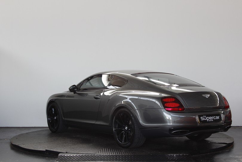 Bentley Continental GT Supersport - 2010 - 52K Miles - CCM  For Sale (picture 4 of 6)