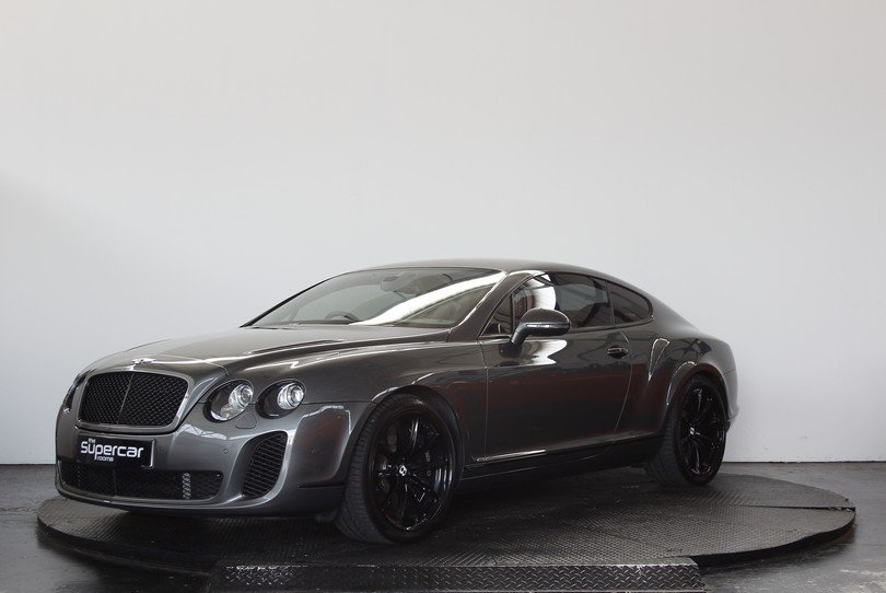 Bentley Continental GT Supersport - 2010 - 52K Miles - CCM  For Sale (picture 5 of 6)