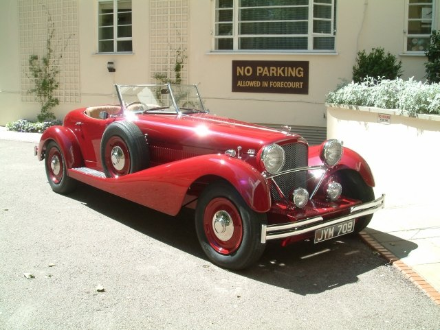 1948 Bentley Special For Sale (picture 1 of 6)