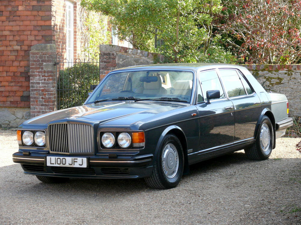 1993 Bentley Turbo R    For Sale (picture 1 of 6)