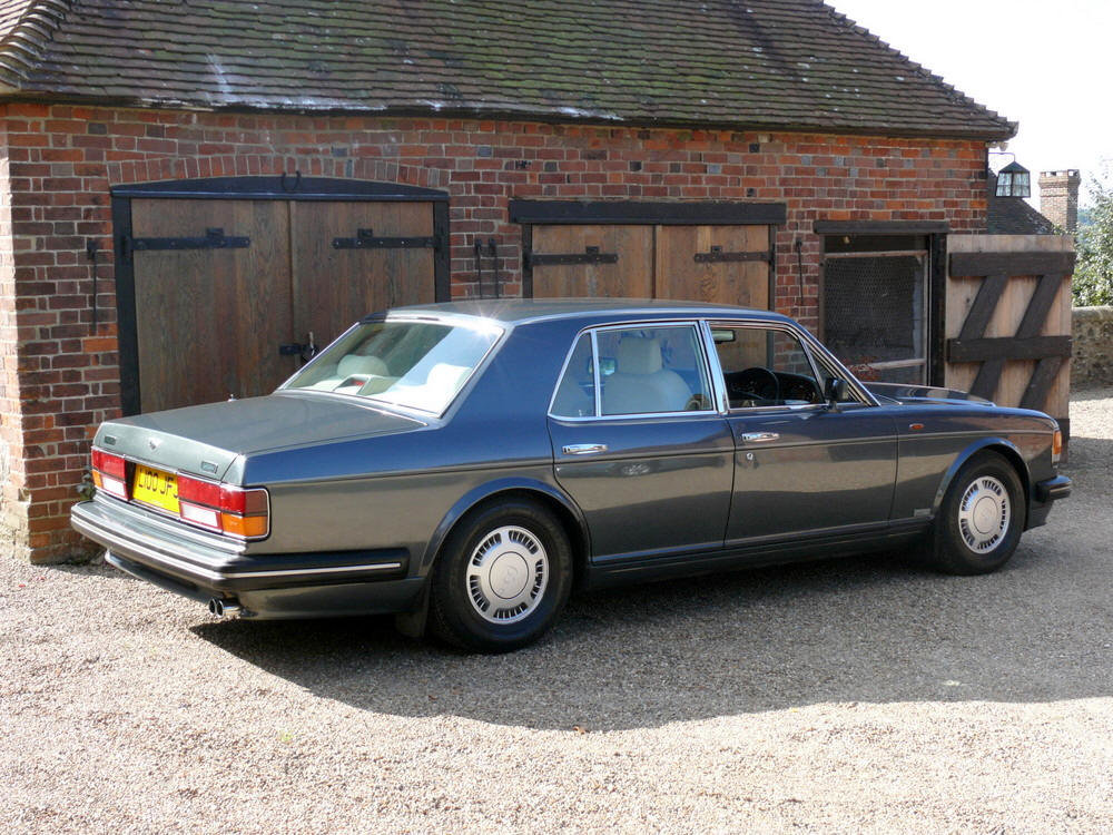 1993 Bentley Turbo R    For Sale (picture 3 of 6)