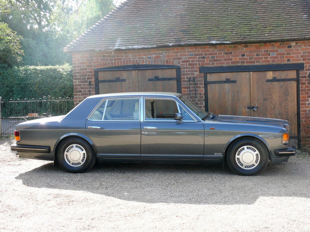 1993 Bentley Turbo R    For Sale (picture 4 of 6)