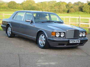 1997 Bentley Turbo LWB For Sale