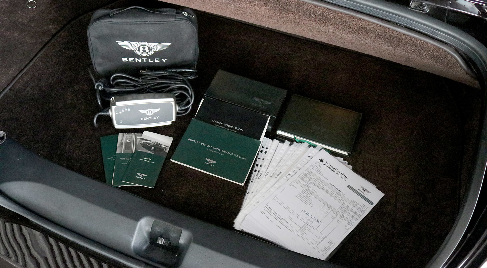 Bentley Azure (2009) For Sale (picture 6 of 6)
