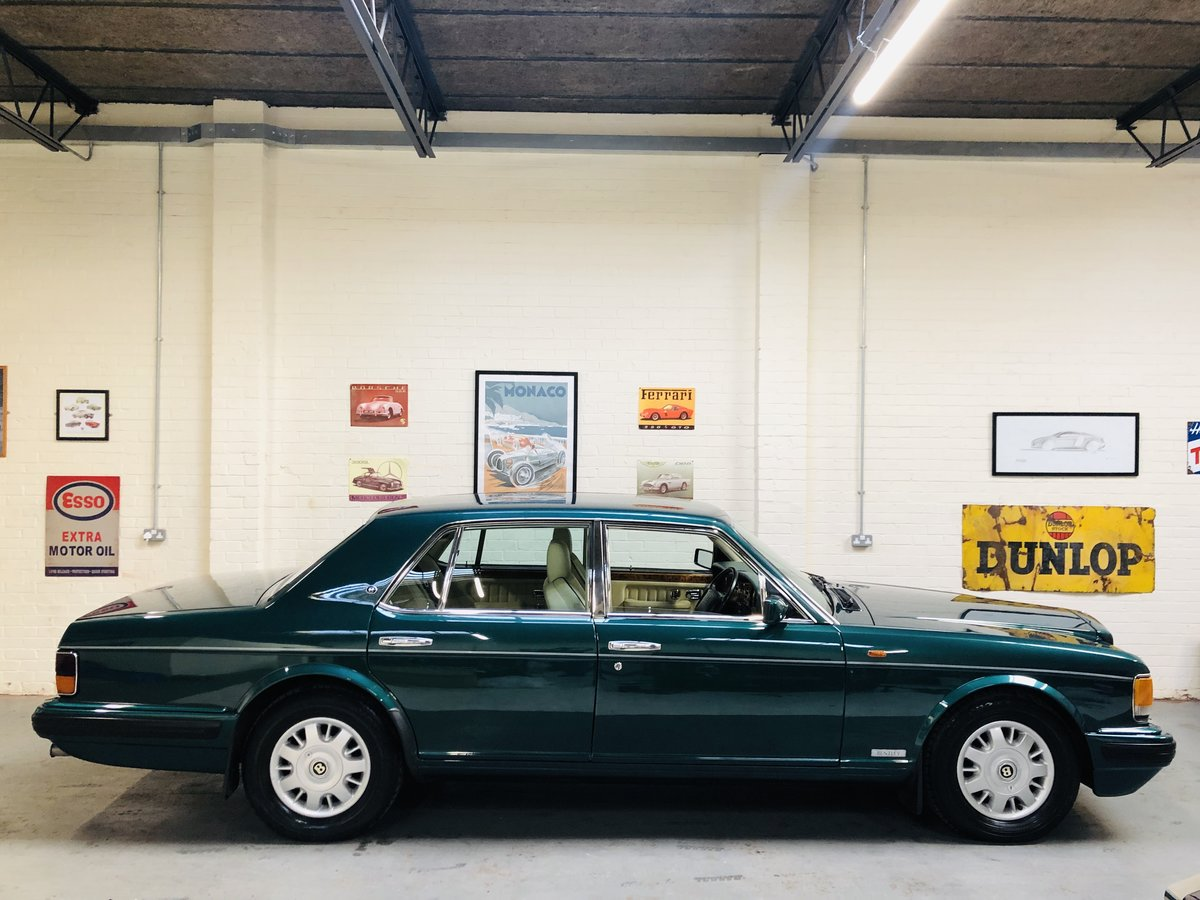 1996 BENTLEY BROOKLANDS -LOW MILEAGE, BEAUTIFUL EXAMPLE SOLD (picture 3 of 6)