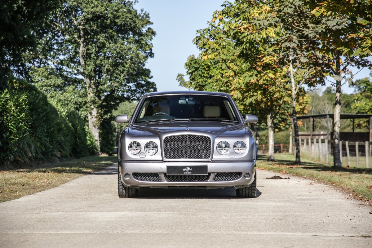 2009 Bentley Arnage T Mulliner Specification For Sale (picture 3 of 18)
