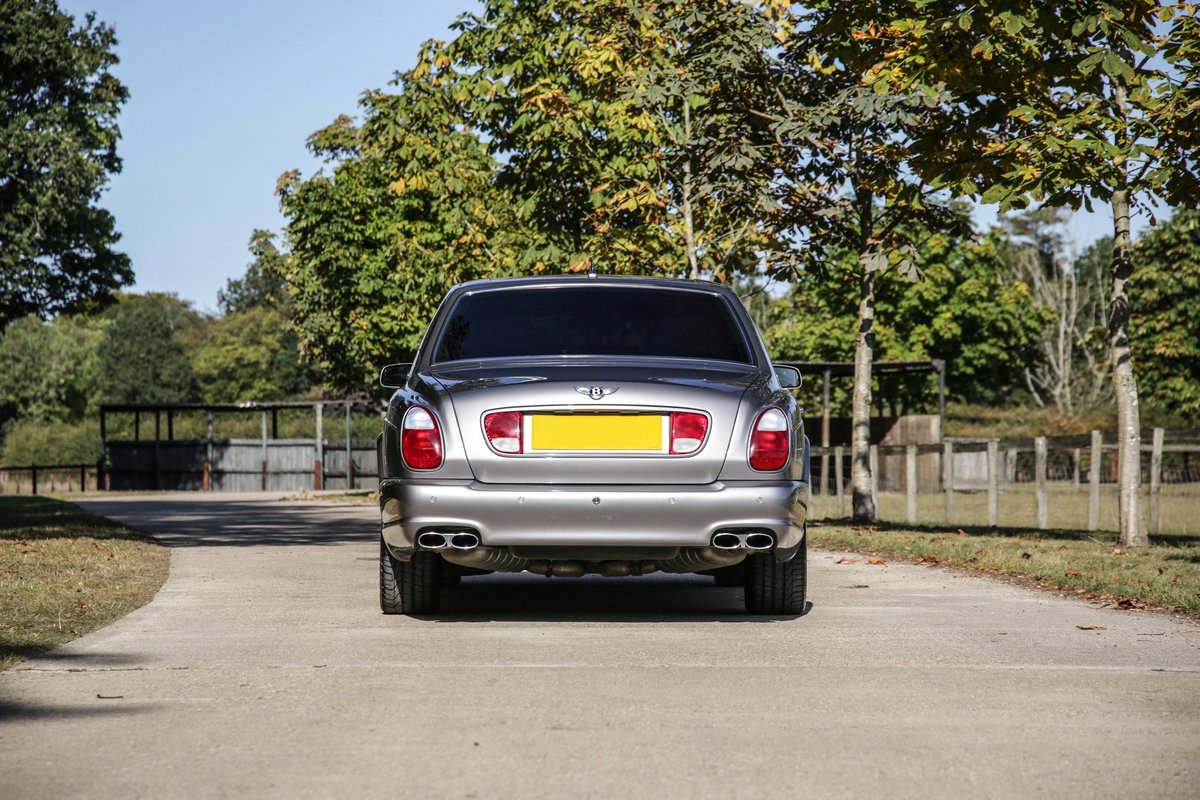 2009 Bentley Arnage T Mulliner Specification For Sale (picture 4 of 18)