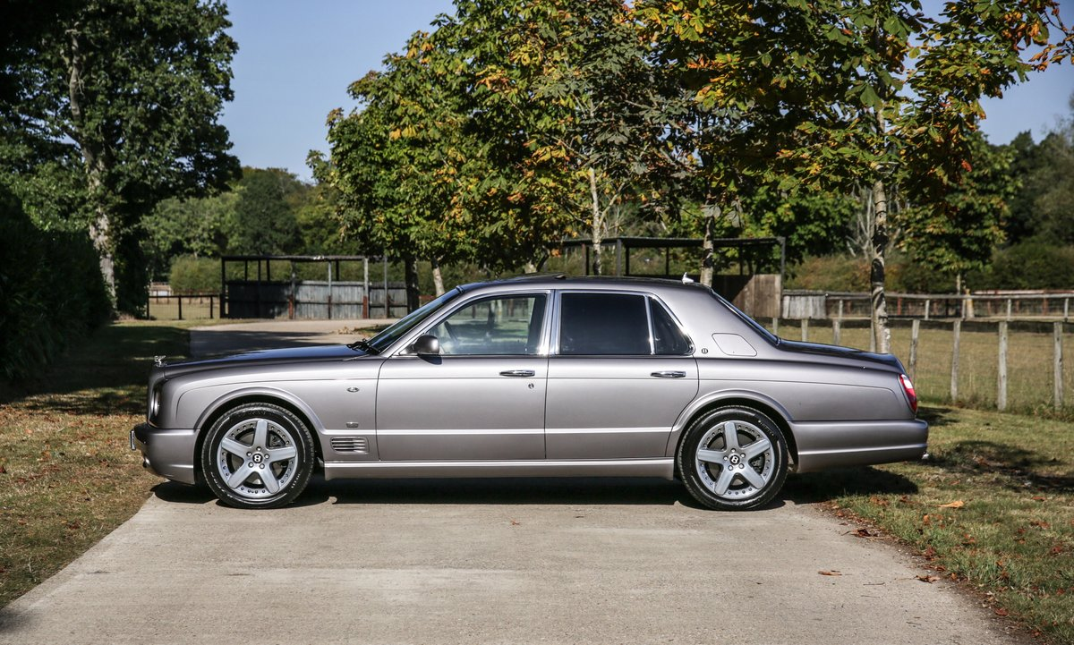 2009 Bentley Arnage T Mulliner Specification For Sale (picture 5 of 18)