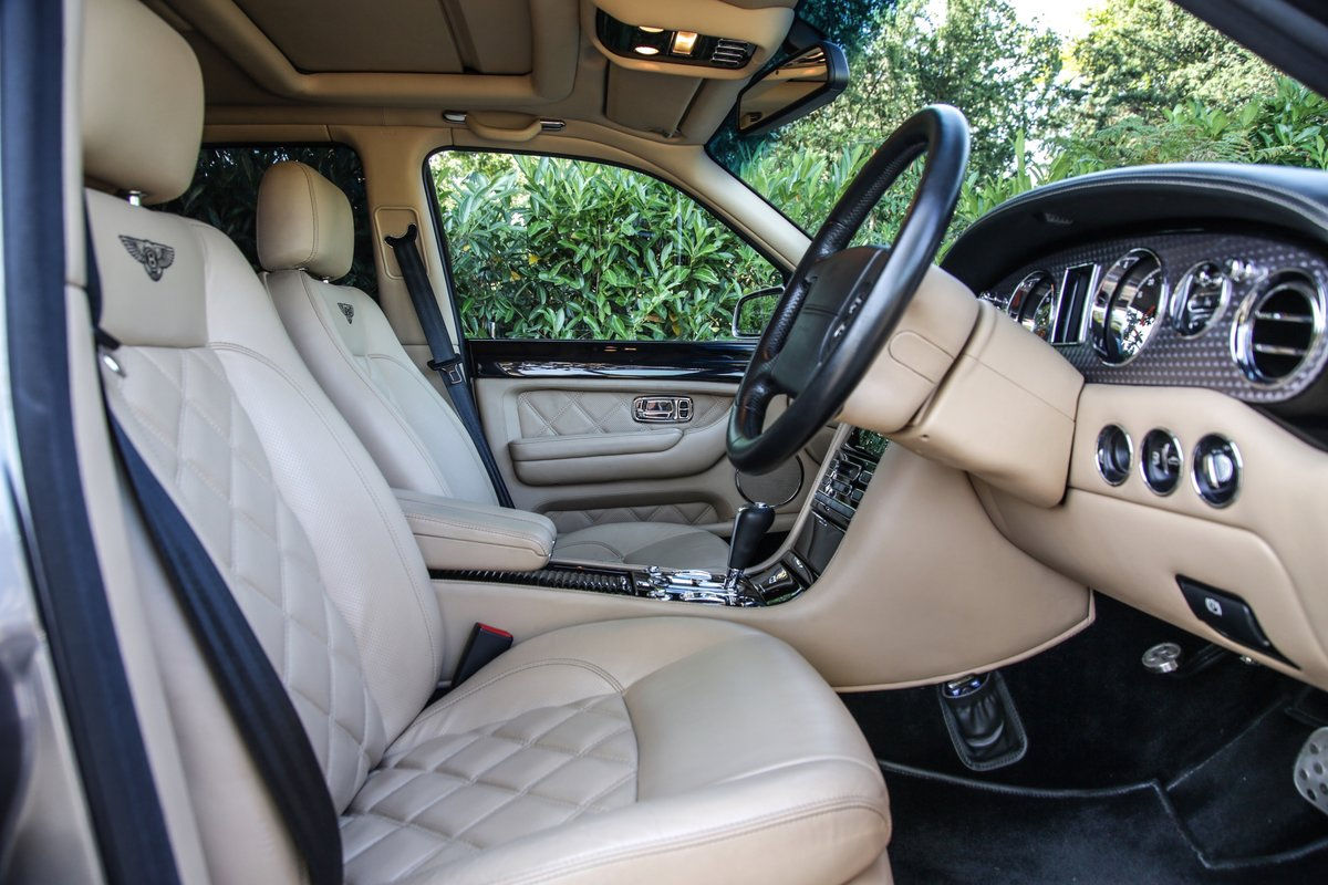 2009 Bentley Arnage T Mulliner Specification For Sale (picture 7 of 18)