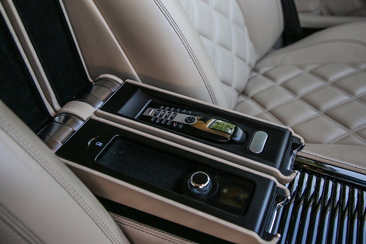 2009 Bentley Arnage T Mulliner Specification For Sale (picture 9 of 18)