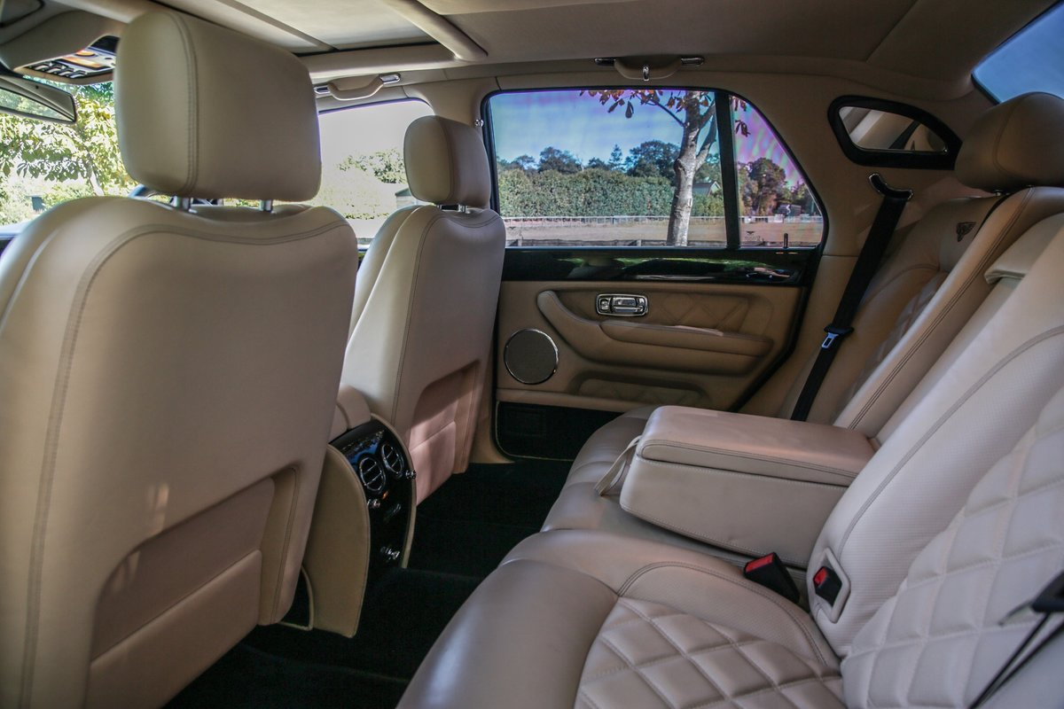 2009 Bentley Arnage T Mulliner Specification For Sale (picture 10 of 18)