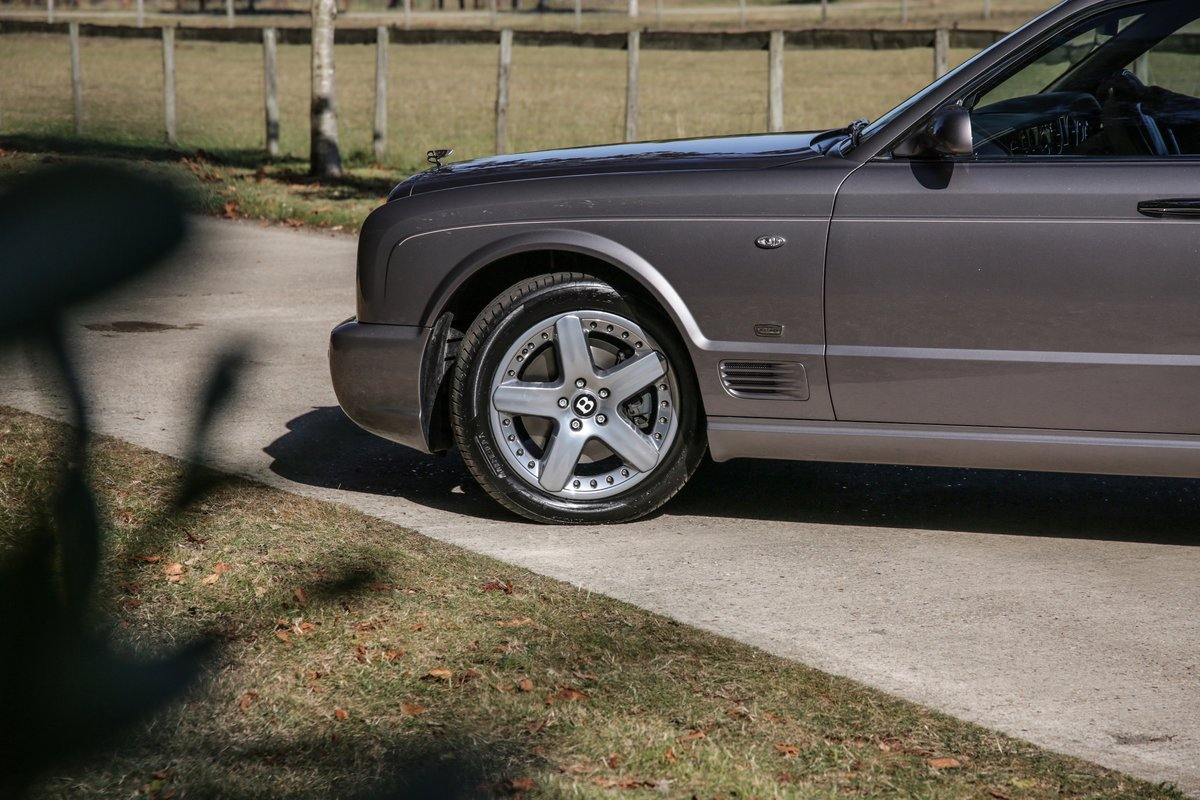 2009 Bentley Arnage T Mulliner Specification For Sale (picture 16 of 18)