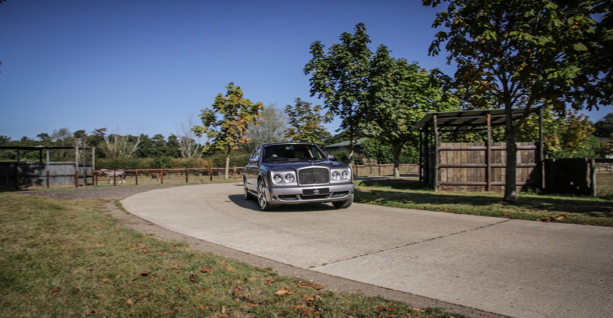 2009 Bentley Arnage T Mulliner Specification For Sale (picture 18 of 18)