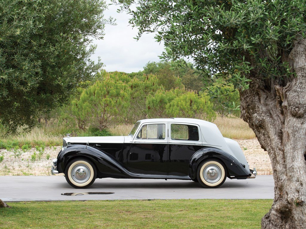 1950 Bentley Mark VI Saloon  For Sale by Auction (picture 5 of 6)