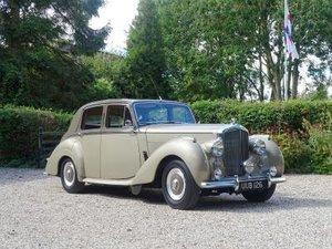 1953 Bentley R-Type Saloon