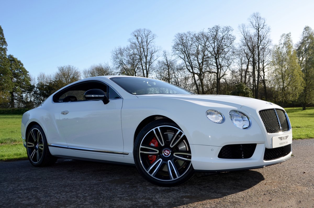 2013 BENTLEY V8S LOOK COUPE For Sale (picture 1 of 6)