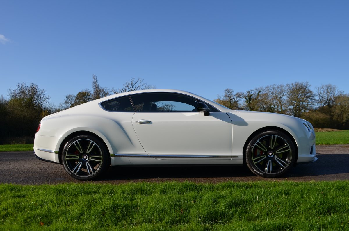 2013 BENTLEY V8S LOOK COUPE For Sale (picture 4 of 6)