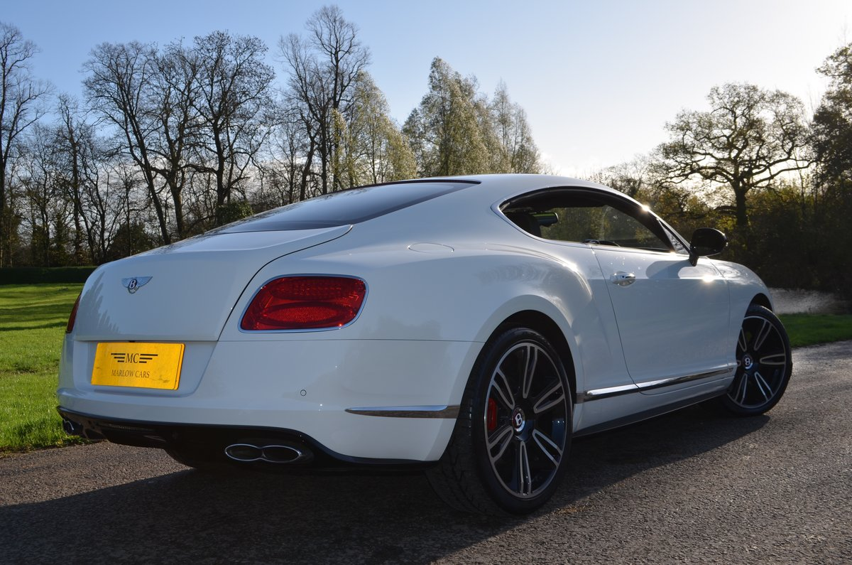 2013 BENTLEY V8S LOOK COUPE For Sale (picture 6 of 6)