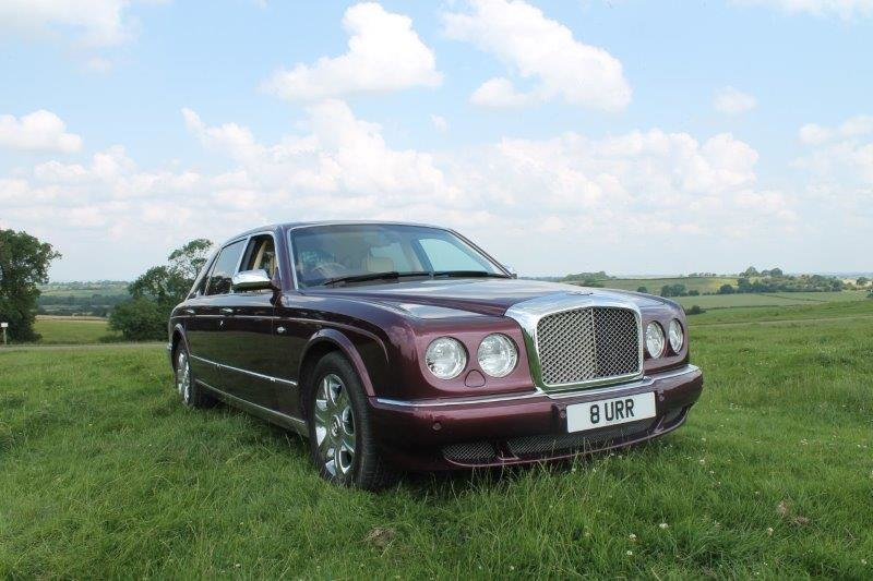 2005 Bentley Arnage RL LWB For Sale (picture 2 of 6)