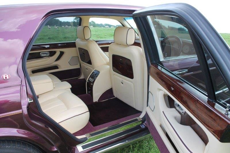 2005 Bentley Arnage RL LWB For Sale (picture 4 of 6)
