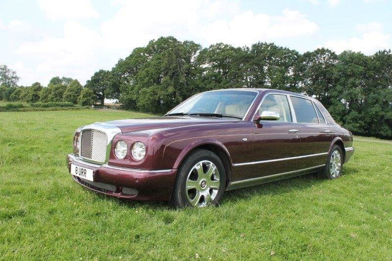 2005 Bentley Arnage RL LWB For Sale (picture 6 of 6)