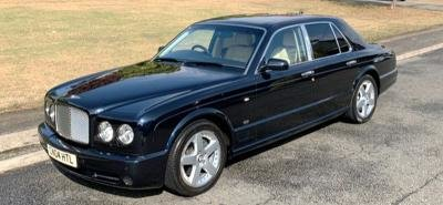 2004 Bentley Arnage T Mulliner Level II