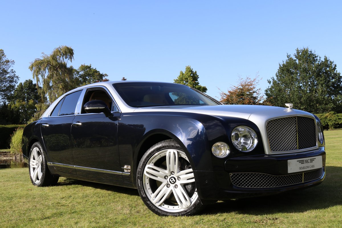 2013 BENTLEY MULSANNE -PREMIER SPEC- Wanted (picture 1 of 6)