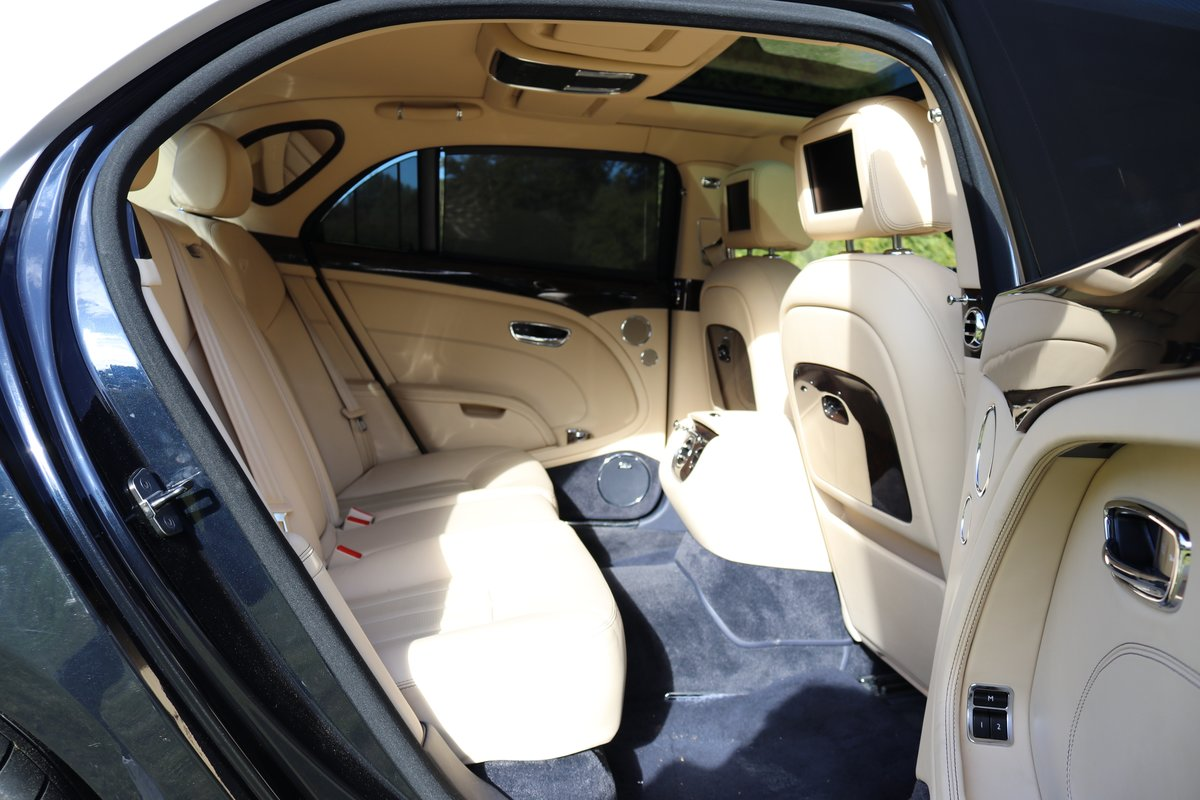 2013 BENTLEY MULSANNE -PREMIER SPEC- Wanted (picture 2 of 6)