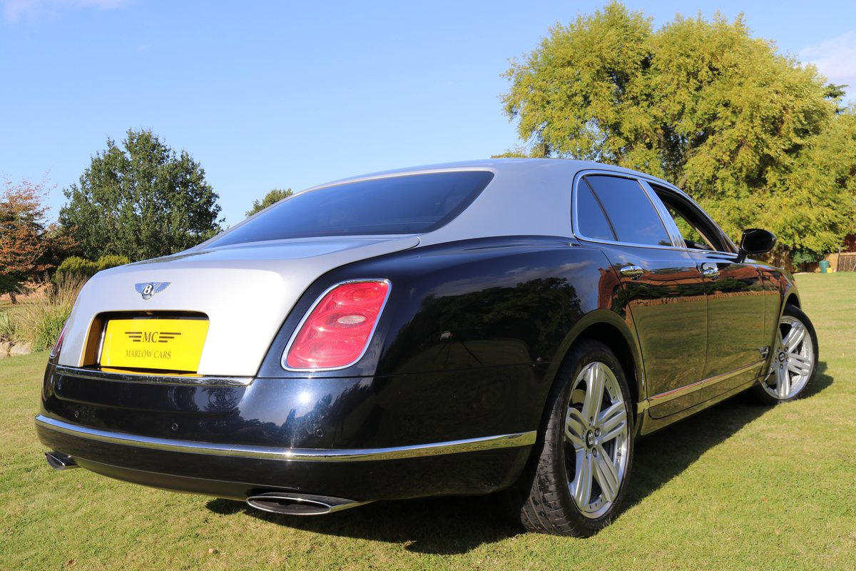 2013 BENTLEY MULSANNE -PREMIER SPEC- Wanted (picture 3 of 6)