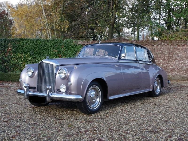 1960 Bentley S2 For Sale (picture 1 of 6)
