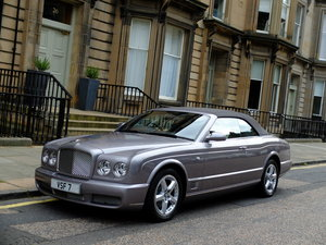 2008 BENTLEY AZURE 58 Reg - 1 OWNER - 8K MILES - IMPECCABLE ! For Sale