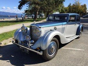 1936 Bentley Vanden Plas Sports Saloon