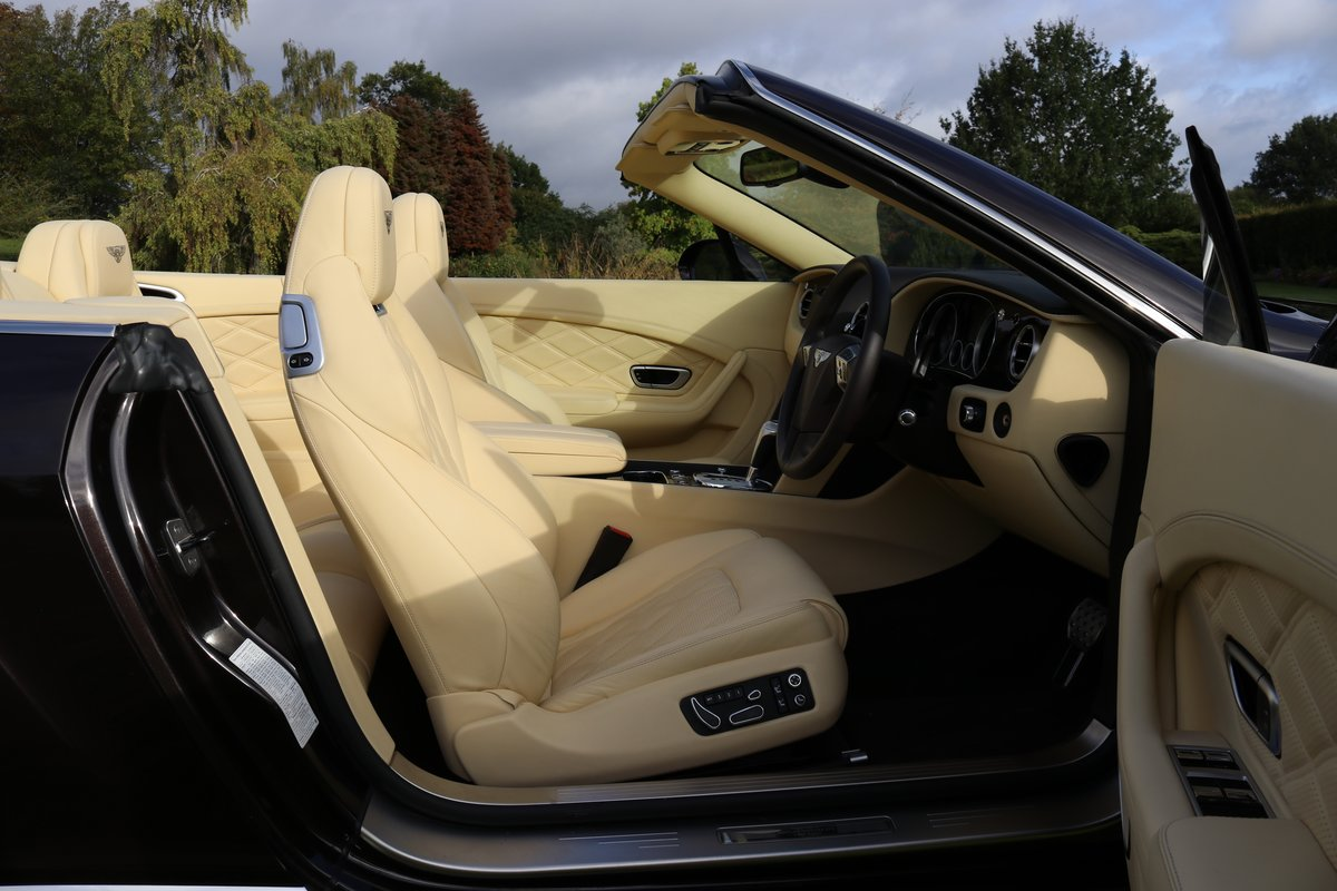 2013 BENTLEY GTC MULLINER W12 For Sale (picture 4 of 6)