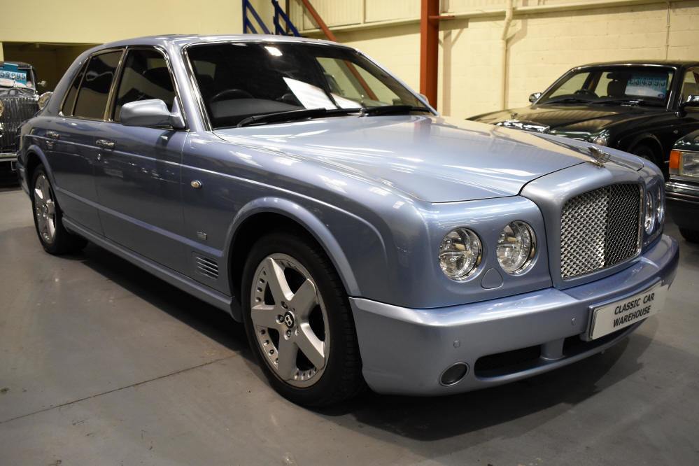 2005 Low mileage example with good service history For Sale (picture 1 of 6)