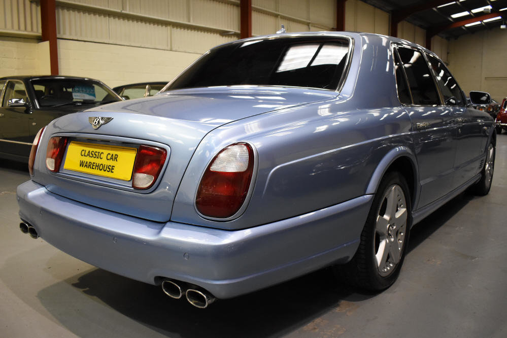 2005 Low mileage example with good service history For Sale (picture 2 of 6)