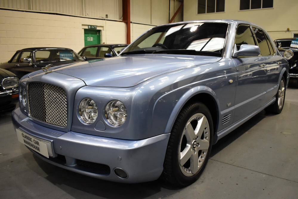 2005 Low mileage example with good service history For Sale (picture 4 of 6)
