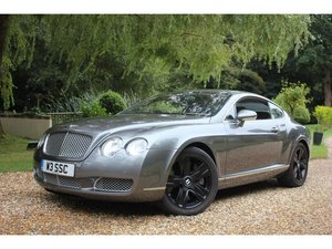 2006 Bentley Continental 6.0 GT 2dr IMMACULATE CONDITION! LUXURY! For Sale