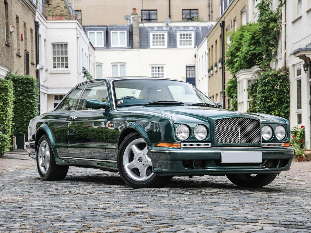2000 Bentley Continental T  For Sale by Auction (picture 1 of 6)