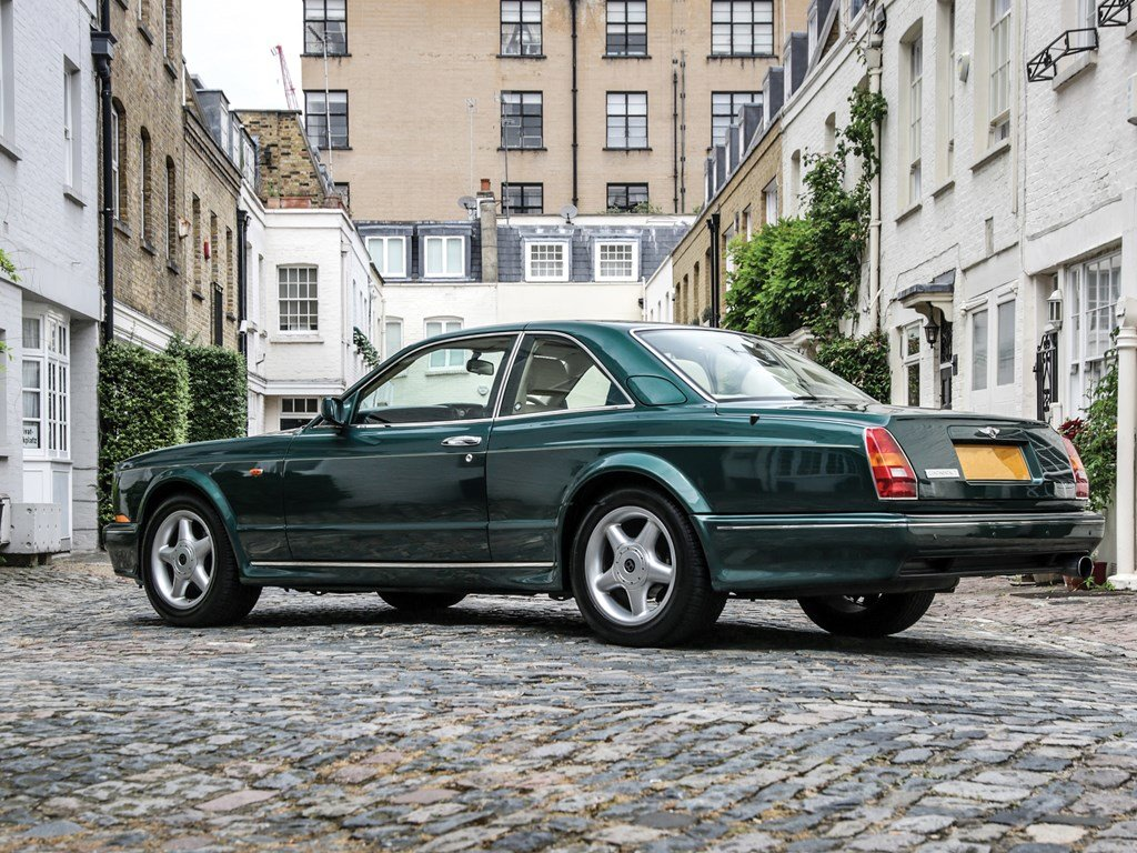 2000 Bentley Continental T  For Sale by Auction (picture 2 of 6)