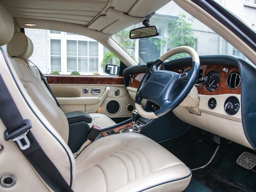 2000 Bentley Continental T  For Sale by Auction (picture 4 of 6)