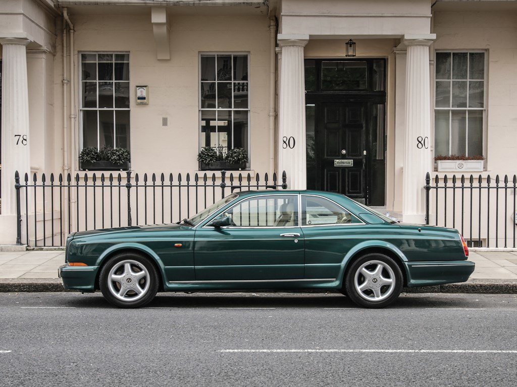 2000 Bentley Continental T  For Sale by Auction (picture 5 of 6)