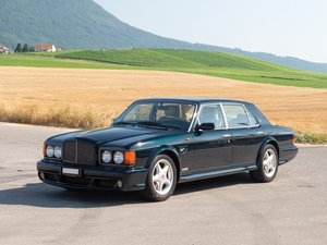 1998 Bentley Turbo RT Mulliner  For Sale by Auction