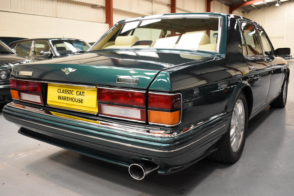 1998 Immaculate low mileage car with superb history For Sale (picture 2 of 6)