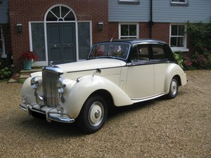 1952 Bentley R Type Manual For Sale