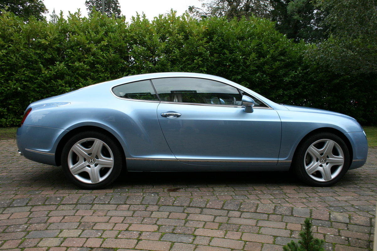 2004 Bentley Continental GT, 31000mls NEW PRICE For Sale (picture 2 of 6)