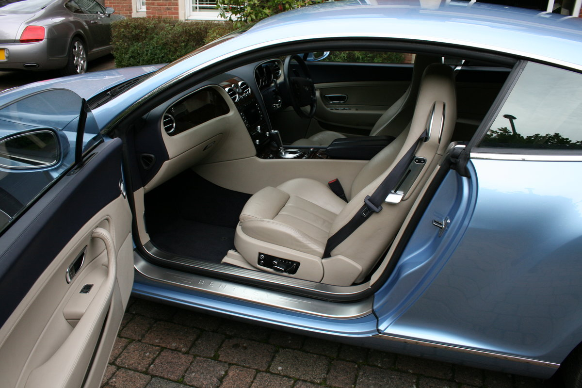 2004 Bentley Continental GT, 31000mls NEW PRICE For Sale (picture 3 of 6)