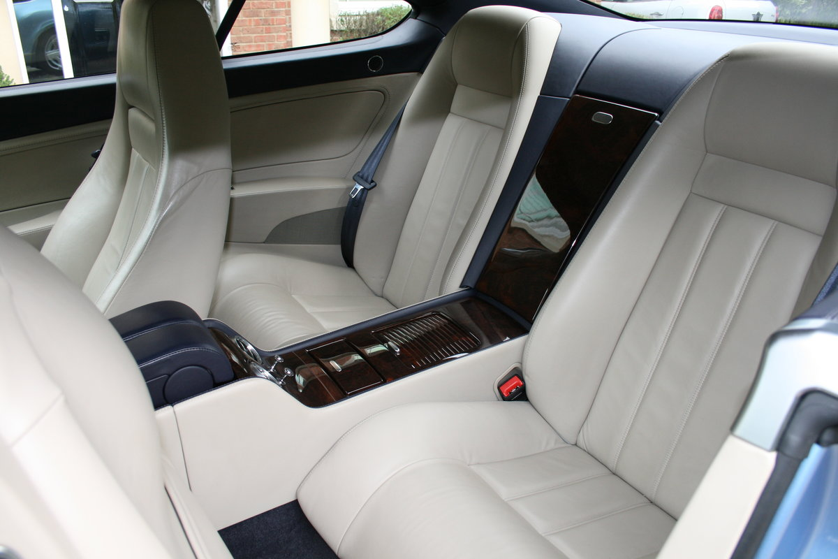 2004 Bentley Continental GT, 31000mls NEW PRICE For Sale (picture 4 of 6)