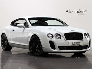 2010 10 59 BENTLEY CONTINENTAL SUPERSPORTS AUTO
