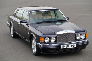 1998 Bentley Brooklands R Mulliner 'Jack Barclay'